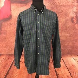 Tommy Hilfiger   Checks Button Front Shirt 2XL